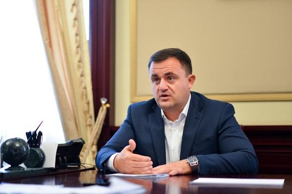 Новий голова Черкаської ОДА Ігор Шевченко поділився планами на найближче майбутнє