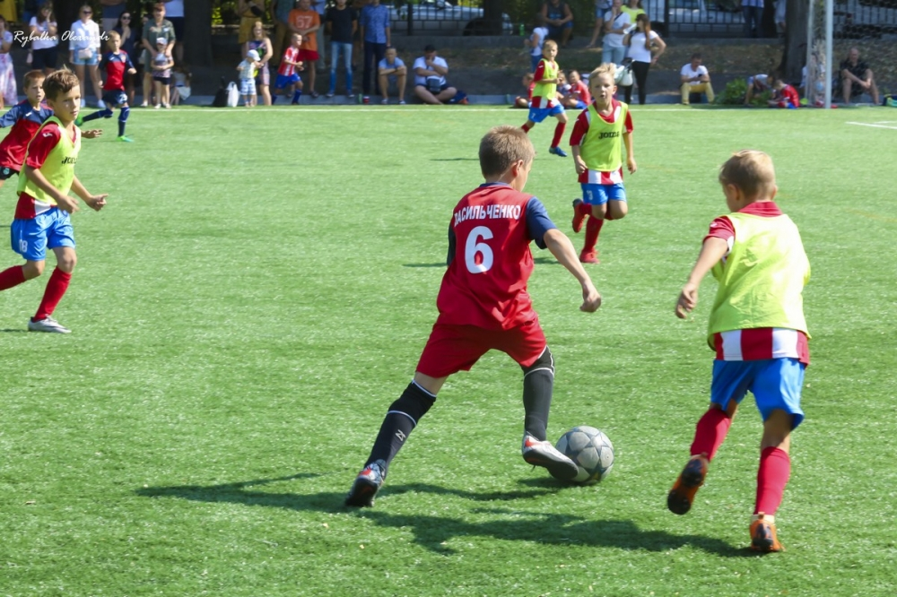 Спортивний День Незалежності в Черкасах
