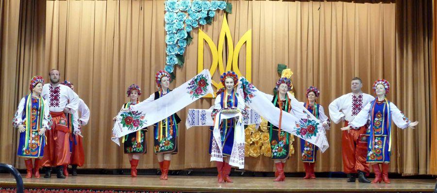 Свято моди і танцю провели у Перт Амбої