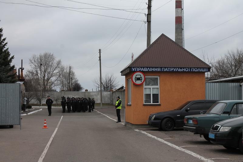 Черкаській патрульній поліції – 4 роки