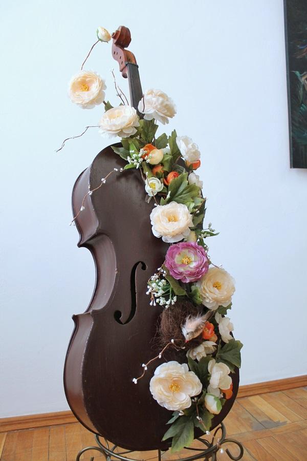 Концерт імені Мирона Полякіна в Художньому музеї
