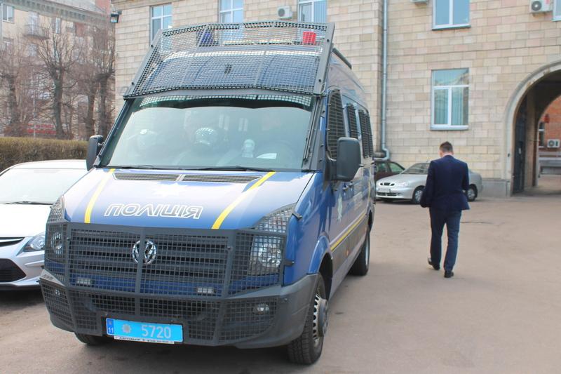 36 сесія Черкаської обласної ради VII скликання