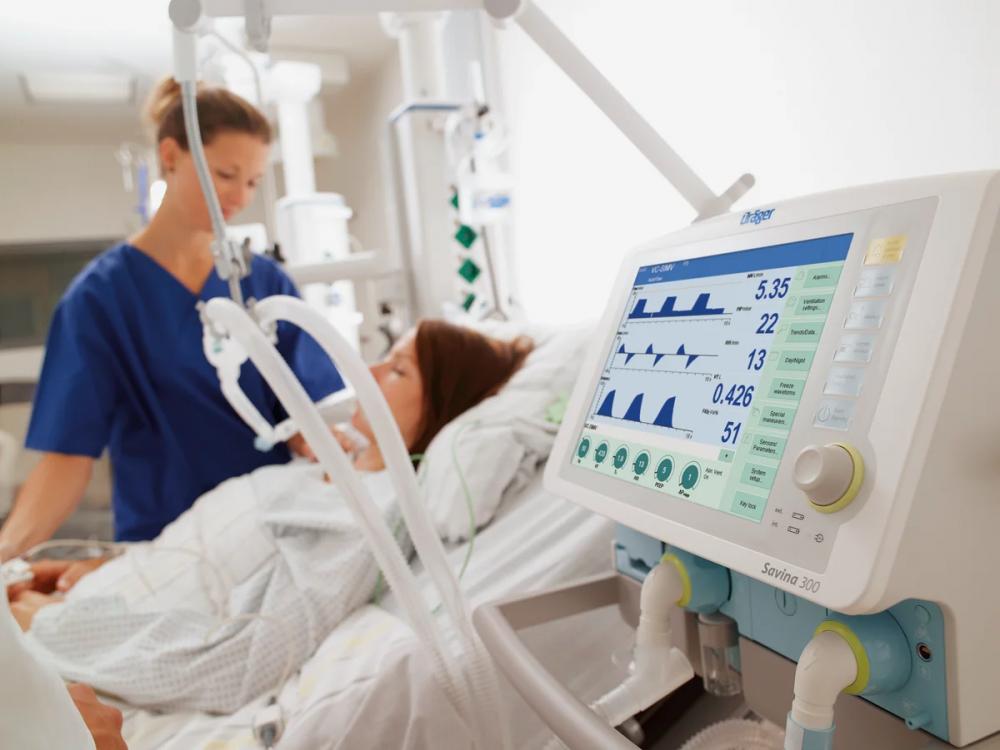 «Друге дихання»: наскільки важливі апарати штучної вентиляції легень