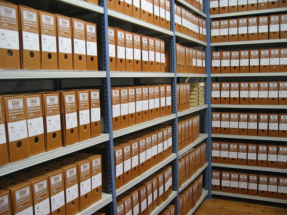 Як працюватиме архівний відділ у період карантину?