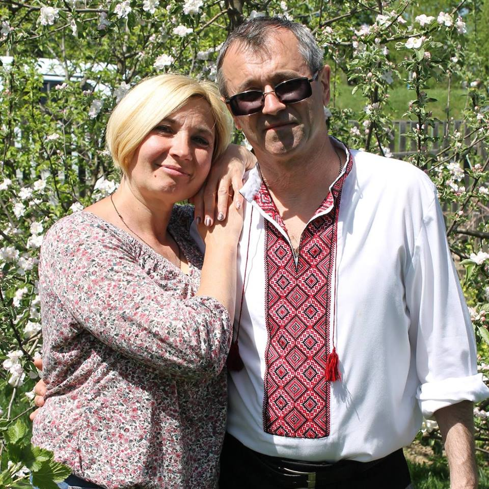 Сергій і Ольга Зінченки