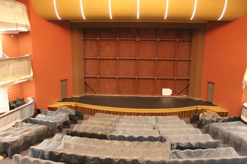5 років після пожежі в Черкаському драмтеатрі