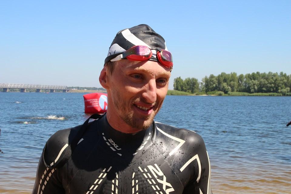 Міжнародний заплив через Дніпро