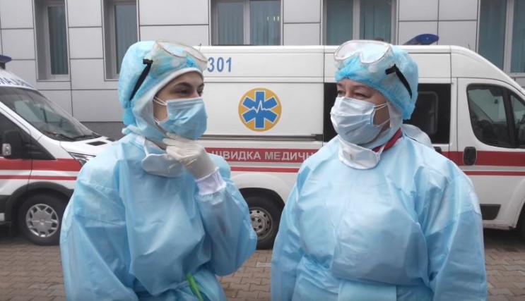 754: інформація про інфікування коронавірусом в області