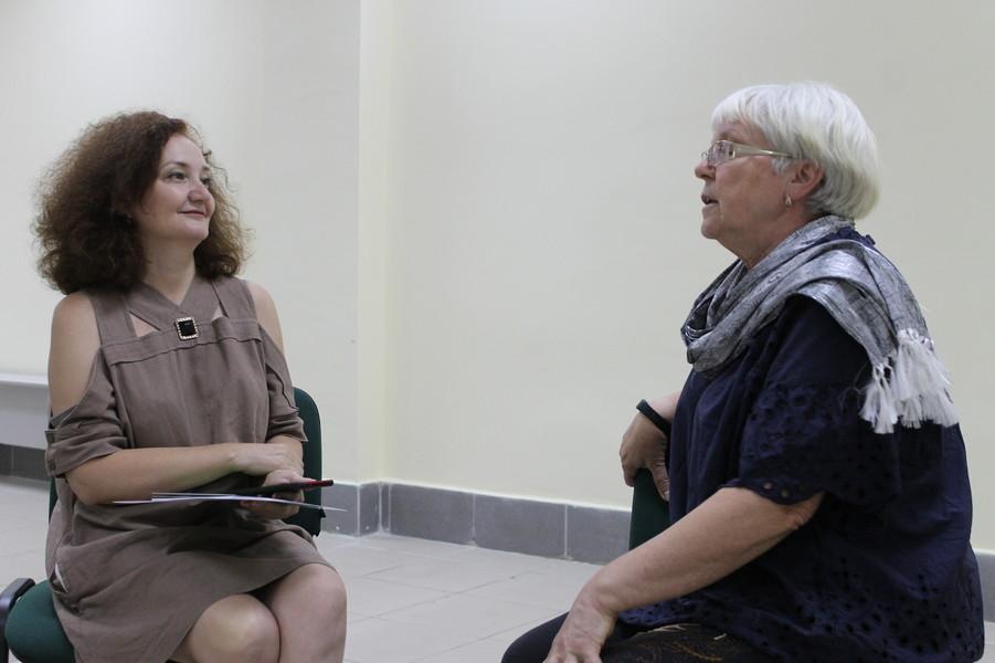 Тренінг «Гендерна рівність і адвокація» у Черкасах