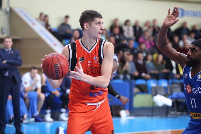 Троє гравців «Черкаських Мавп» потрапили до збірної України U-20