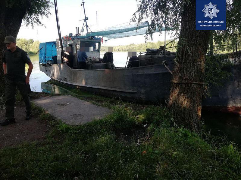 На Чорнобаївщині рибалки завдали шкоди державі майже на півмільйона гривень