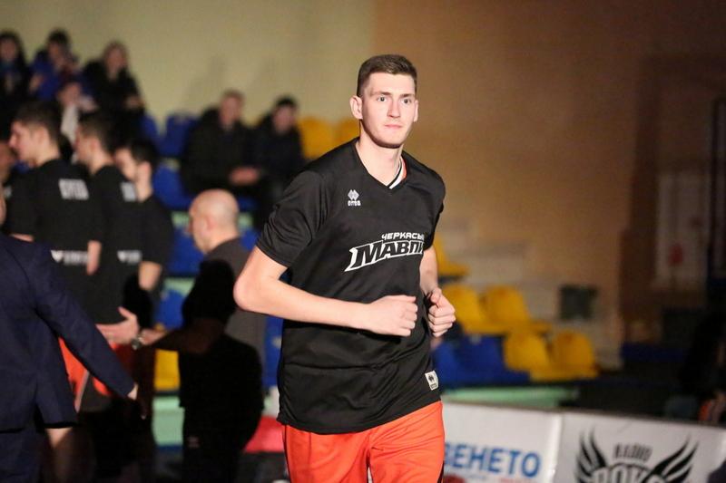 Гравець «Черкаських Мавп» отримав виклик у збірну України