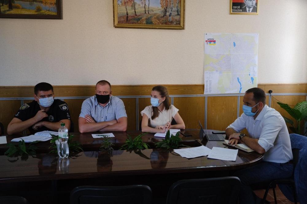 Роман Боднар зустрівся з громадами Кам'янщини та Шполянщини