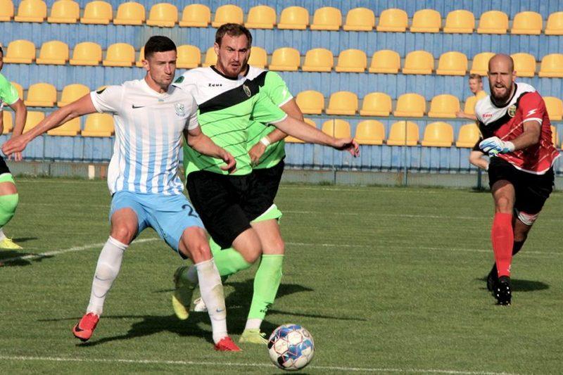ФК «Черкащина» програла на своєму полі
