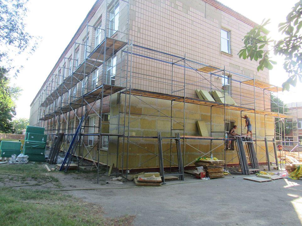 На Тальнівщині триває реалізація програми Великебудівництво