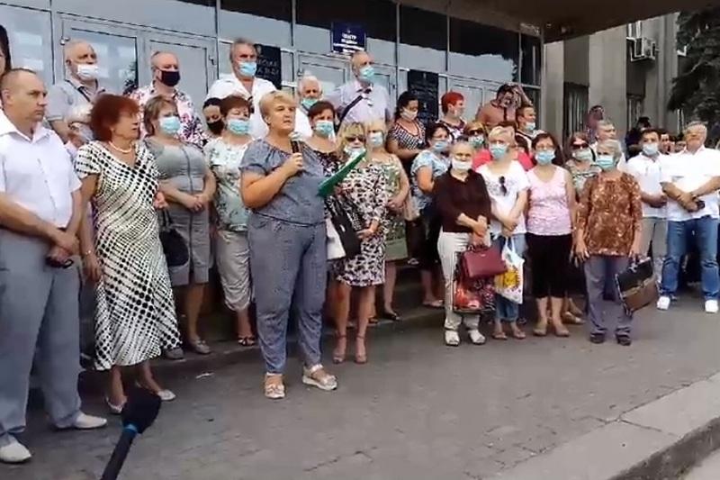 Смілянські медики оголосили мирну акцію протесту
