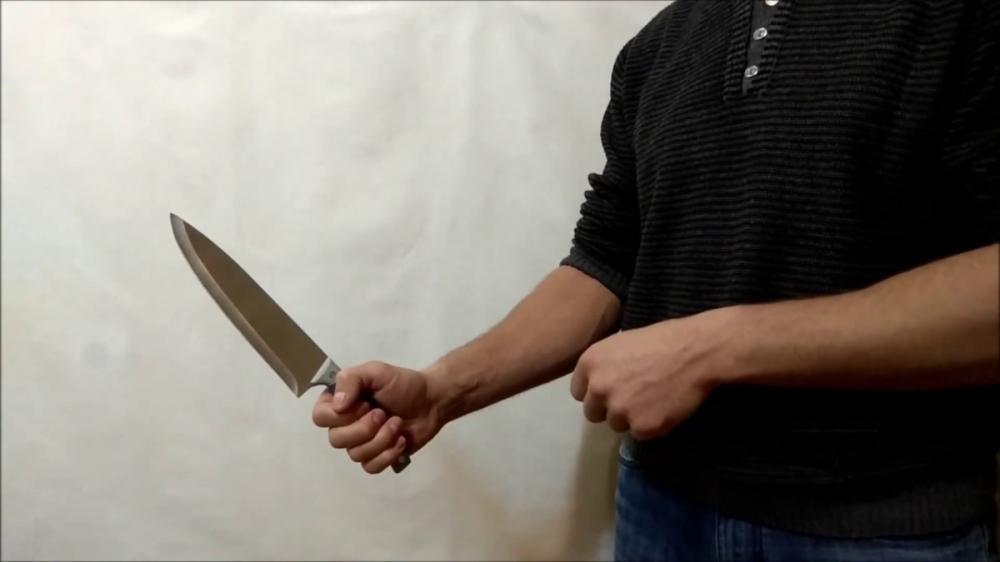 Житель Шполи намагався вбити чоловіка