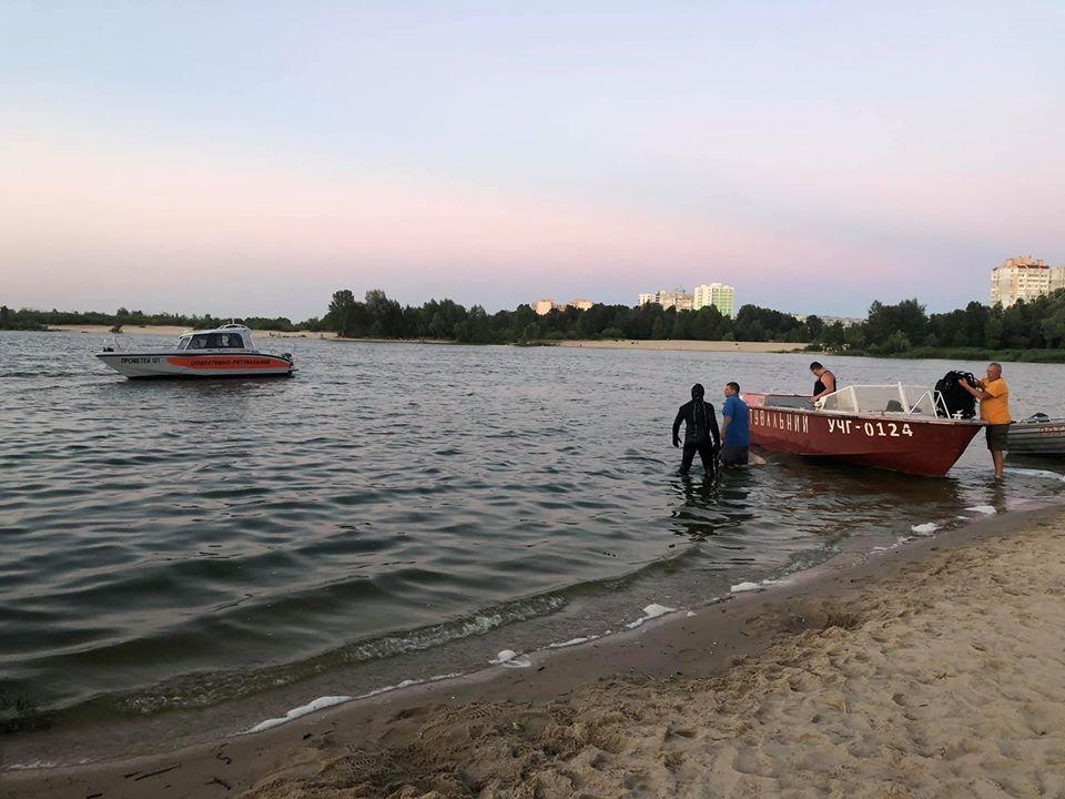 """""""Я побачив катамаран без людей, а поруч плавав дитячий рятувальний жилет"""""""