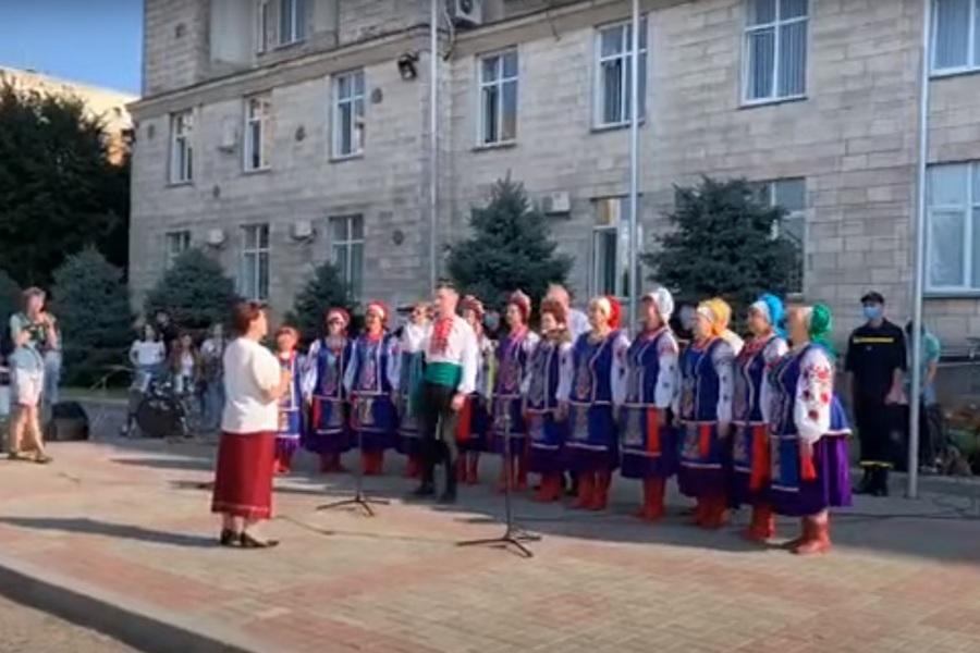 Смілянський хор переспівав гурт «Антитіла» (ВІДЕО)