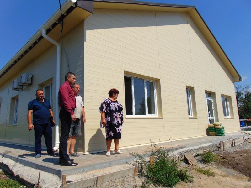 У районах Черкащини готуються до відкриття амбулаторій