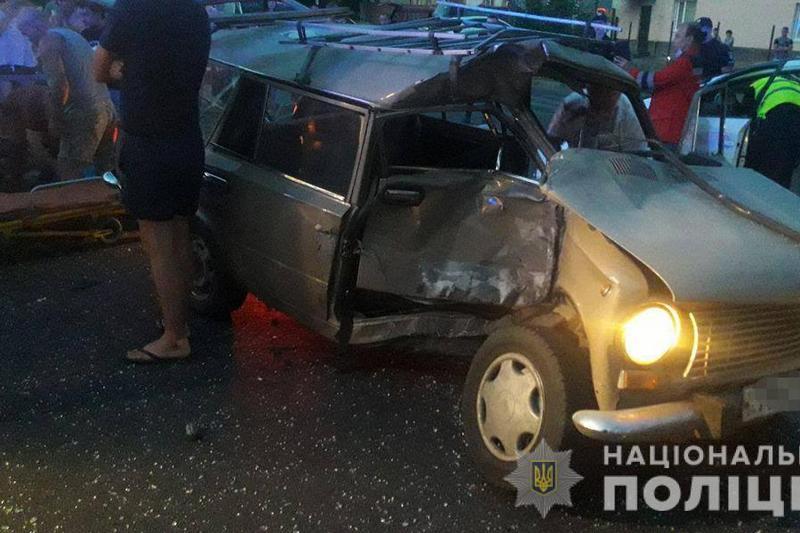 78-річного водія судитимуть за спричинення смертельної ДТП у Черкасах
