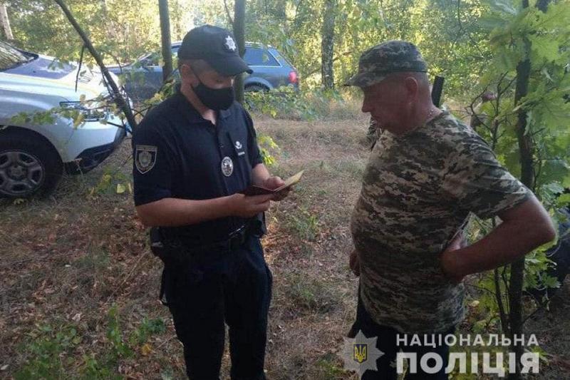 На Черкащині виявили 8 мисливців, які порушили закон