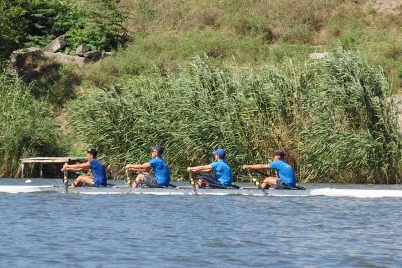 Черкаські веслувальники здобули нагороди на чемпіонаті України