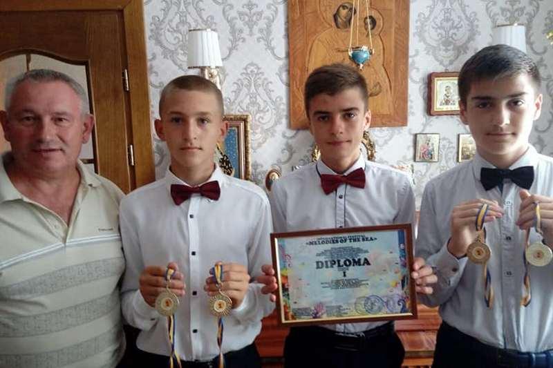 Учні Бузівської школи перемогли на міжнародному конкурсі