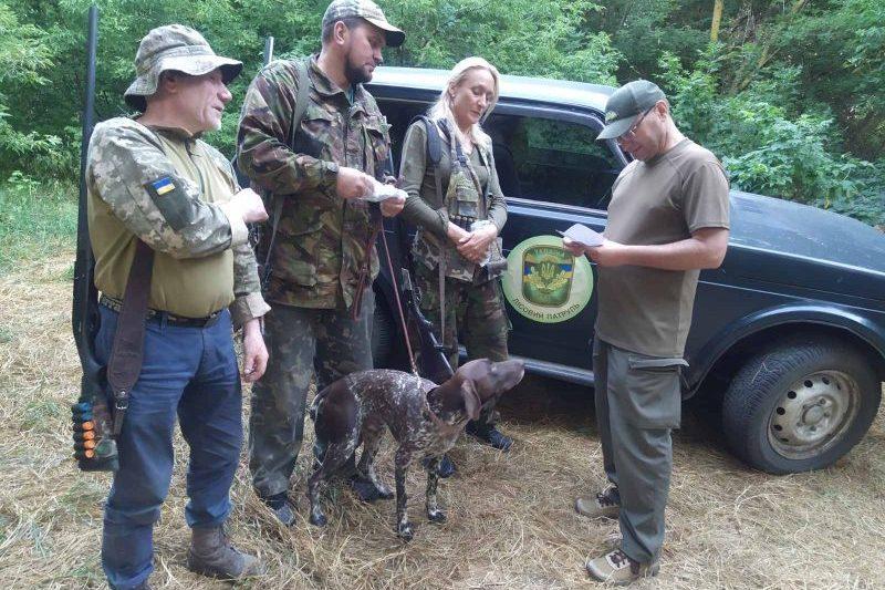 На Черкащині склали 65 протоколів на мисливців-порушників