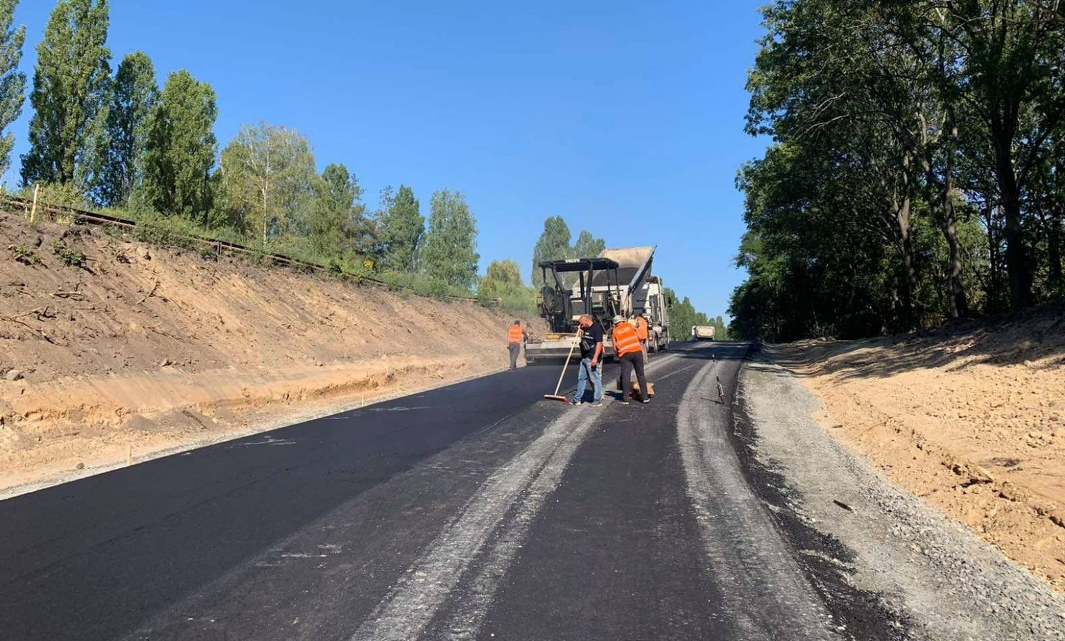 У Городищі розпочали реконструкцію шляхопроводу