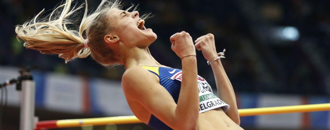 Черкаські легкоатлети зайняли третє місце на чемпіонаті України