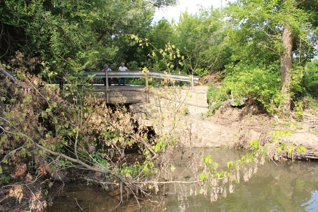 Розпочався капітальний ремонт мосту в селі Вільшанка
