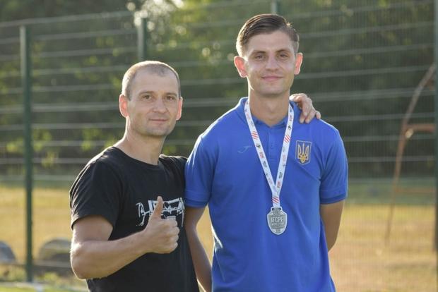 Черкащанин став заслуженим працівником фізичної культури і спорту