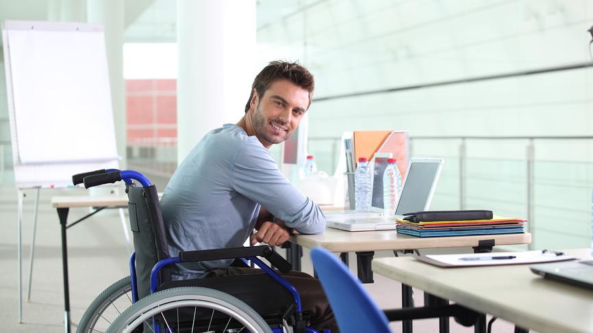 Послуги служби зайнятості отримали 2257 громадян з інвалідністю