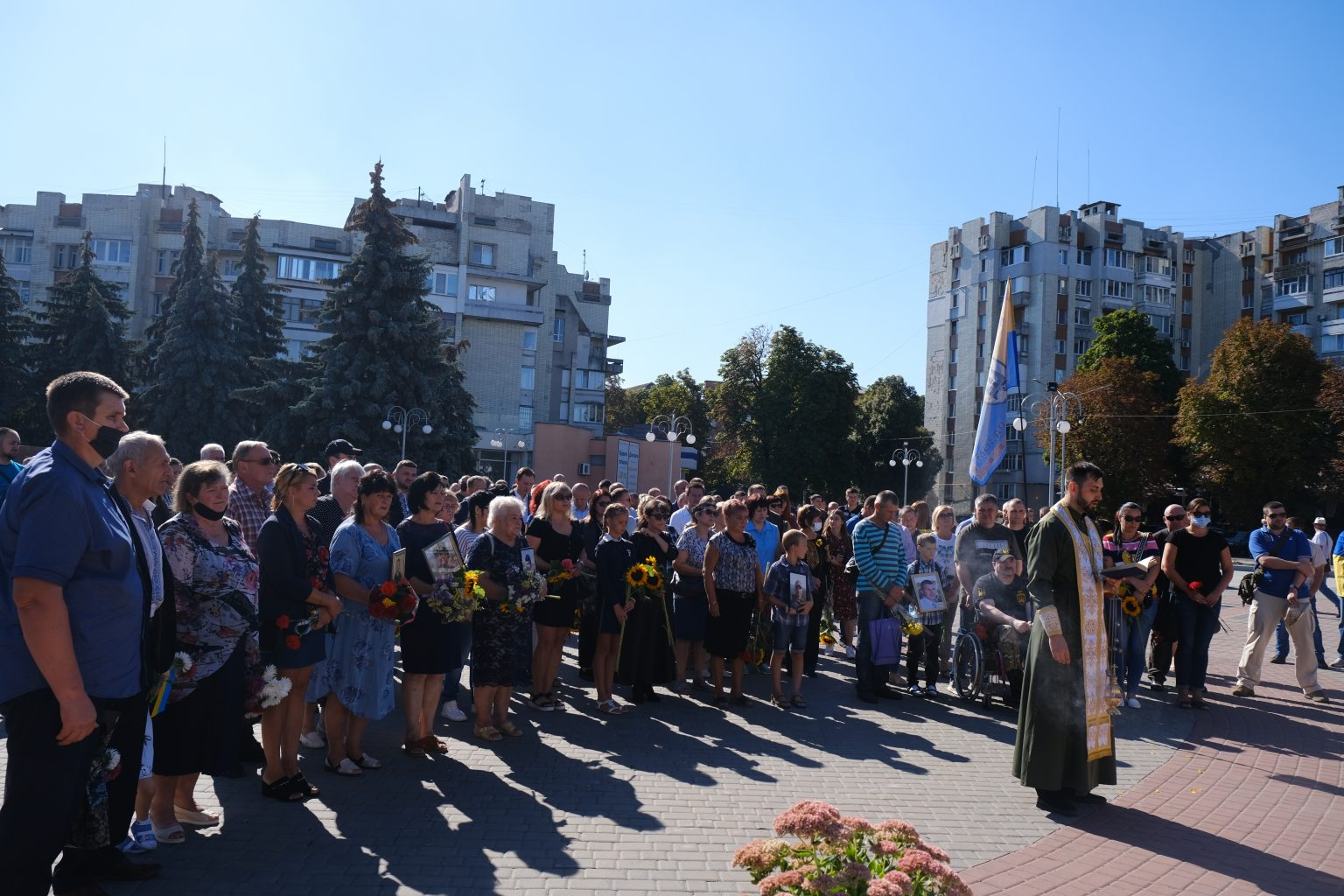 На Черкащині вшанували загиблих захисників України
