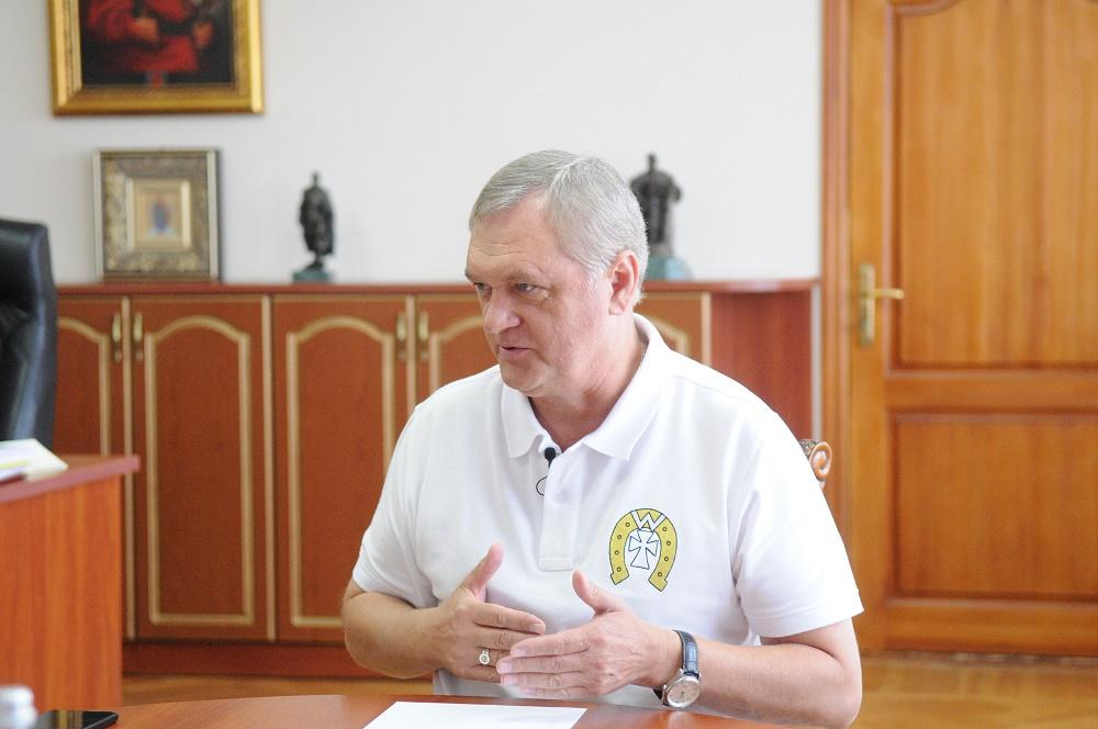 Олександр Черевко: «Україна «подорослішала», але ще не виросла»