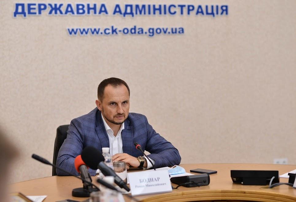 Роман Боднар: послаблювати карантинні обмеження на Черкащині не можемо!