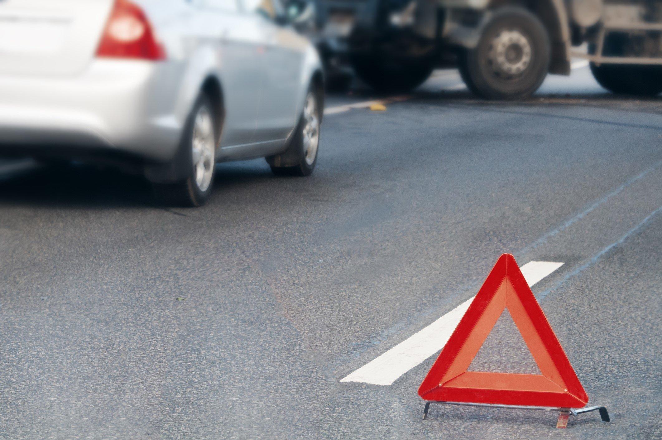 У Черкасах затримано водія, який збив 8-річну дівчинку (ВІДЕО)