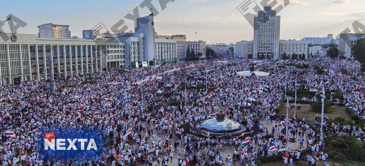 """Політик з Білорусі: """"Символом звільнення країни стане жінка"""" (Подкаст)"""