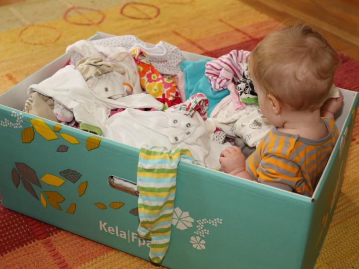 Як отримати грошову компенсацію за «Пакунок малюка»