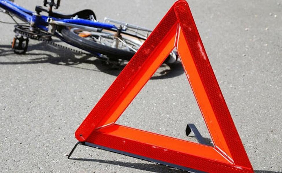 У Черкасах збили велосипедиста