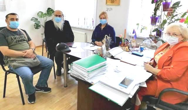 В Умані розгорнуть госпіталь для хворих на COVID-19 хасидів