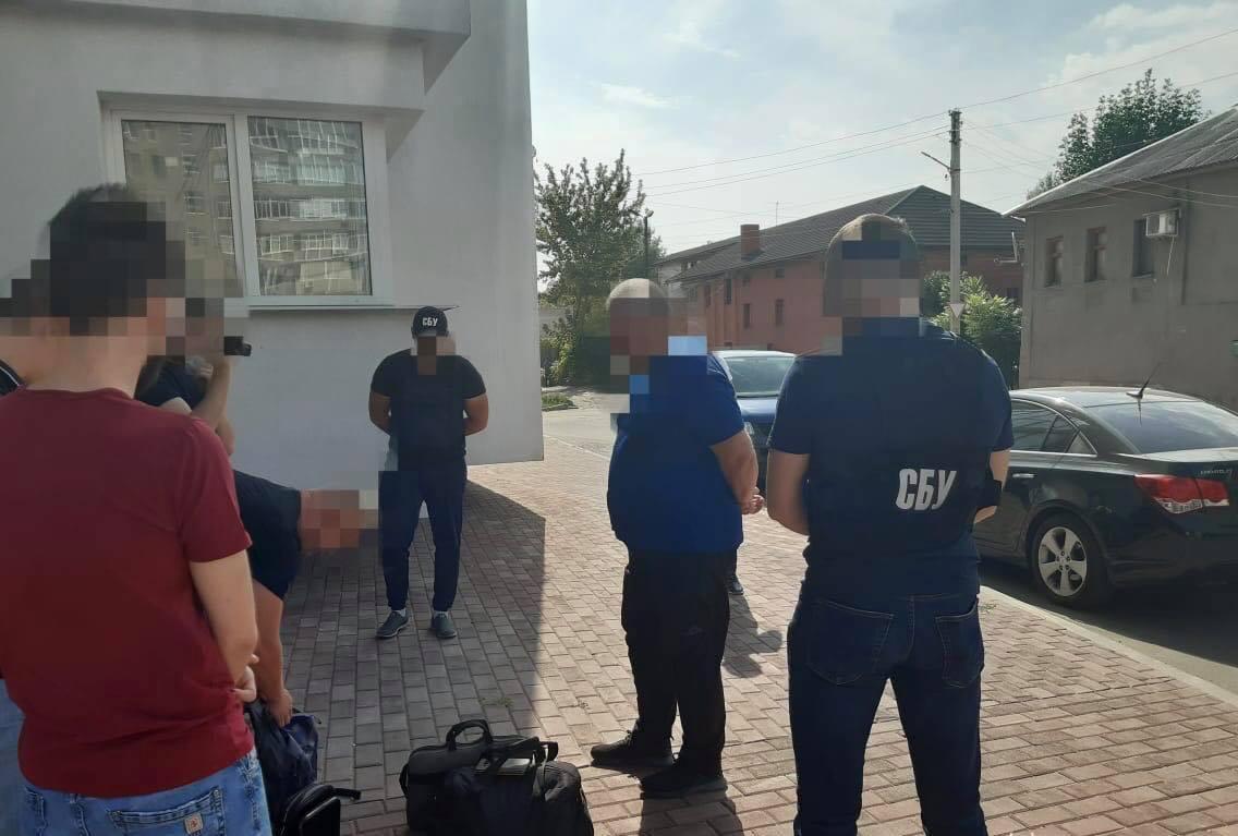 На Черкащині блокували діяльність інтернет-провайдера, який надавав трафік на територію «ЛНР»
