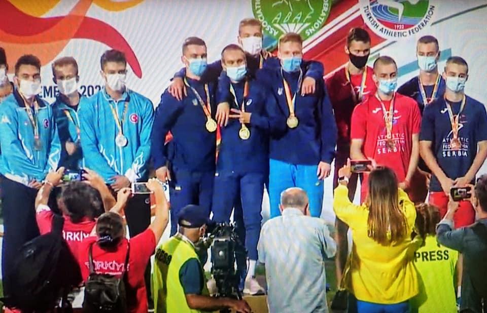 Черкаські спортсмени здобули нагороди на міжнародній арені