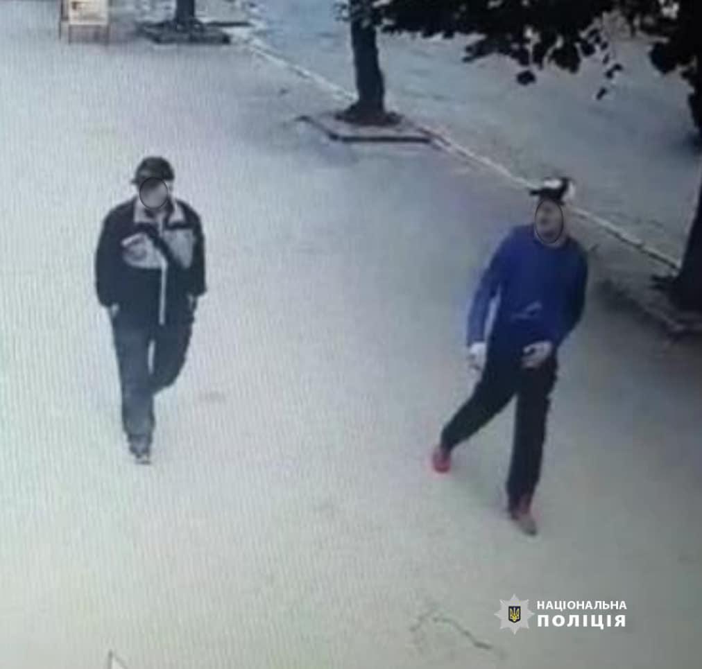 На Черкащині затримано двох чоловіків, які обікрали дім