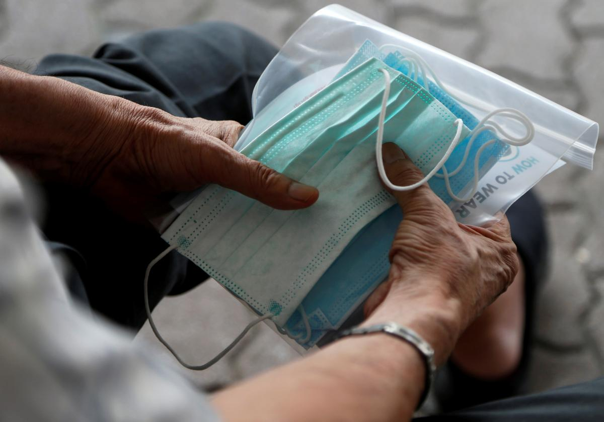 В Україні зафіксували понад 2 400 нових випадків COVID-19