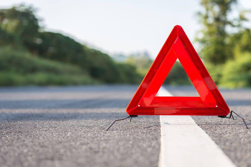 В аварії на Черкащині постраждало дві особи