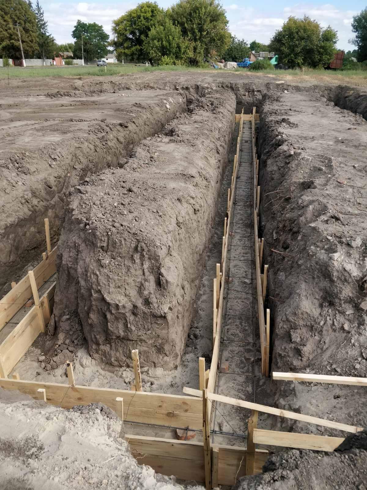 У селі на Чорнобаївщині розпочали будувати амбулаторію