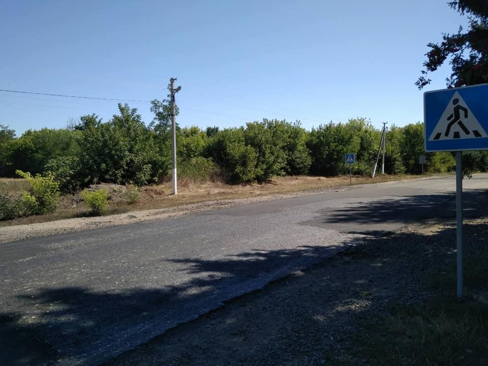 На Смілянщині ремонтують дороги