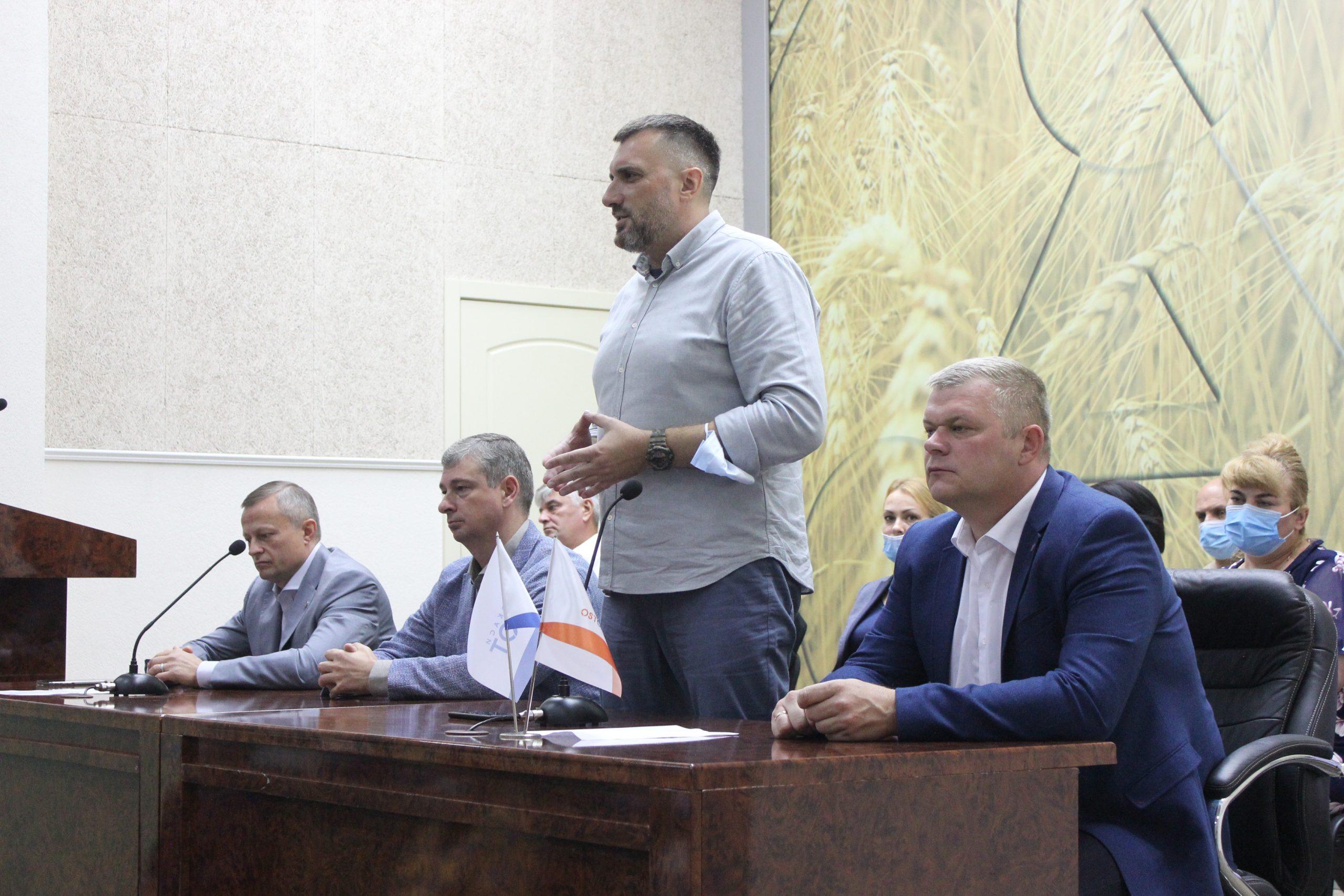 Олег Петренко: «Я відстоював інтереси трудового колективу «Азоту» у Верховній Раді, робитиму це і в обласній»